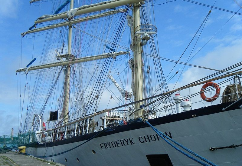 Where to spot majestic sailing ships? Sailing ships in Poland
