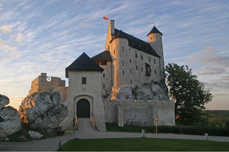 Castles and Palaces in Kraków Area