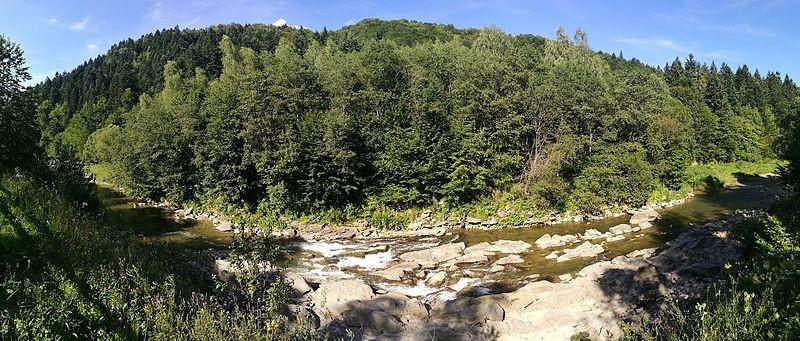 Nature reserve Sine Wiry