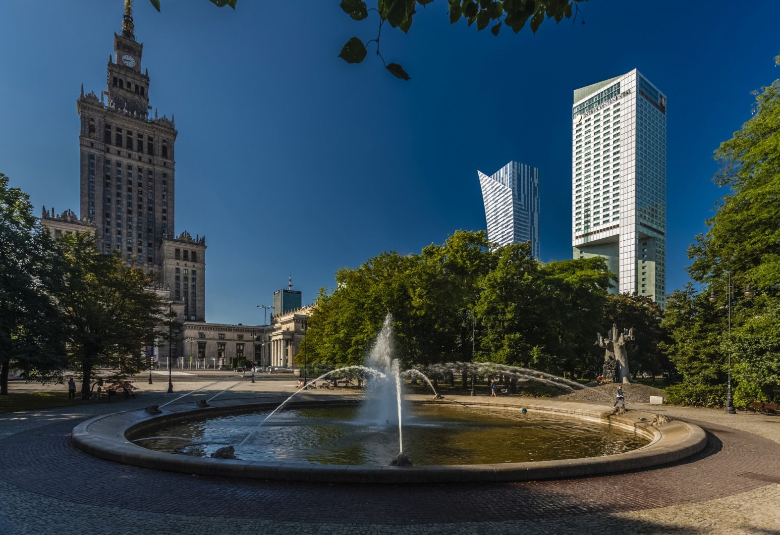 InterContinental Warszawa Hotel