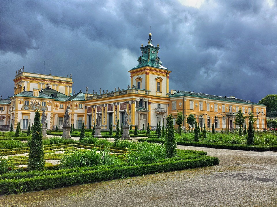 Historical parks in Poland