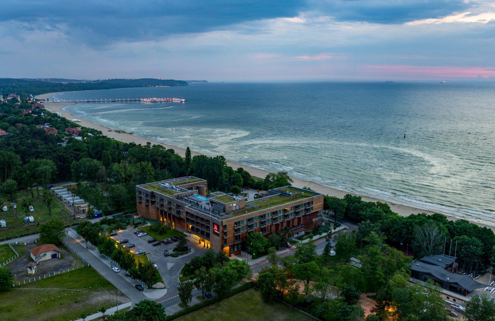 Sopot Marriott Resort & Spa - Sopot
