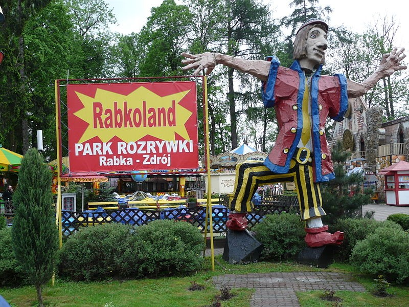 "Family Amusement Park ""Rabkoland"""