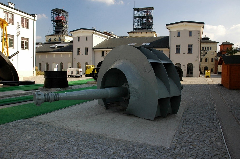 The Old Mine Science and Art. Center in Wałbrzych