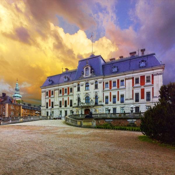 Pszczyna Palace