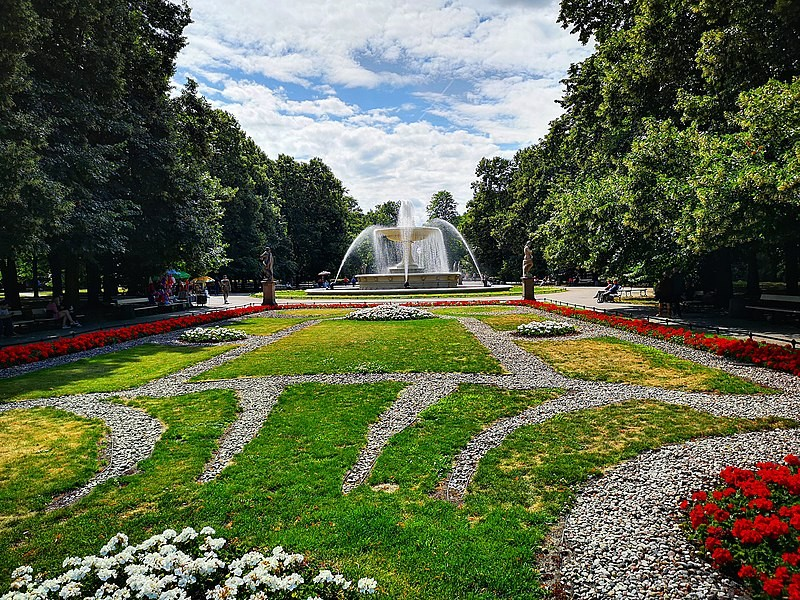 Saxon Garden and Tomb of the Unknown Soldier