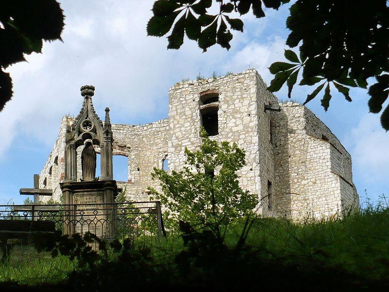 Kazimierz Dolny Castle