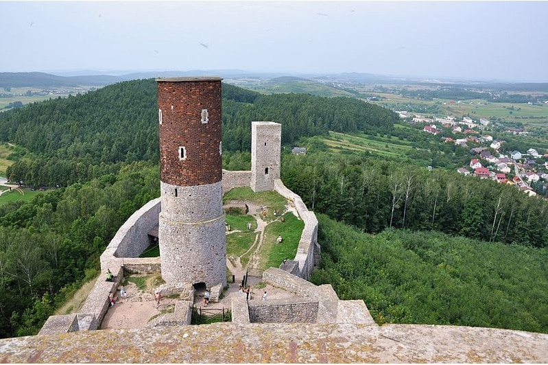 Top attractions of Gory Swietokrzyskie