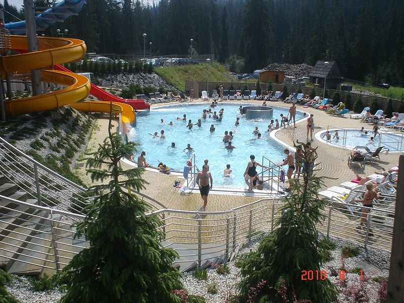 Thermal Baths of Bukovina