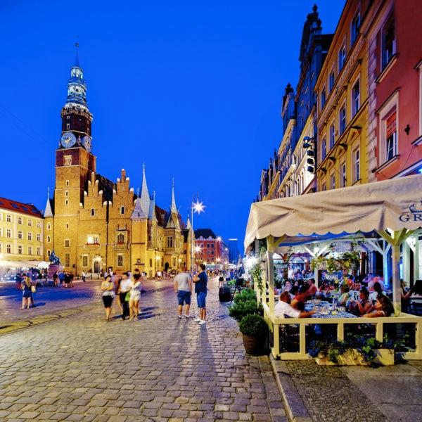 Wrocław Landmarks