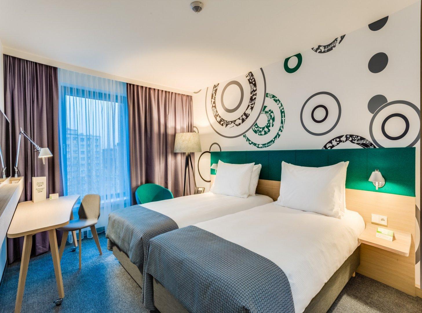 Holiday Inn Warsaw City Centre Hotel