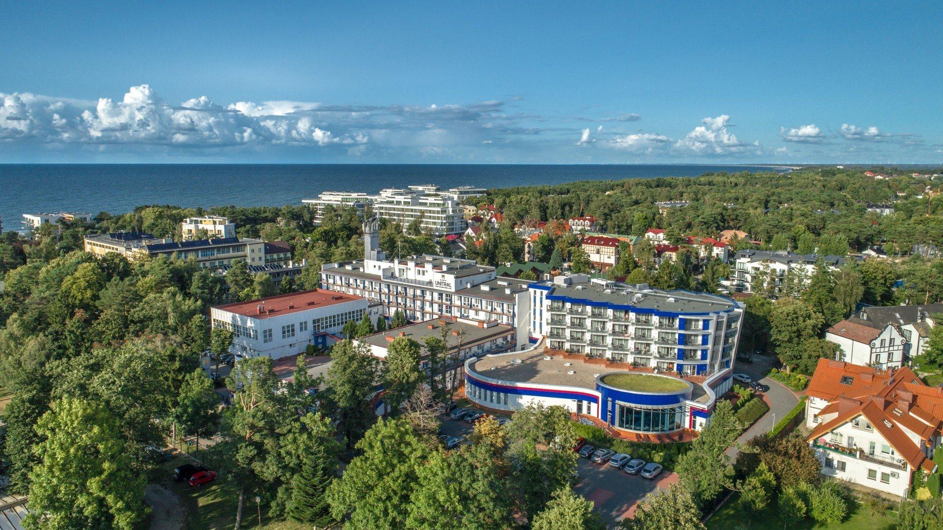 Unitral Hotel - Mielno