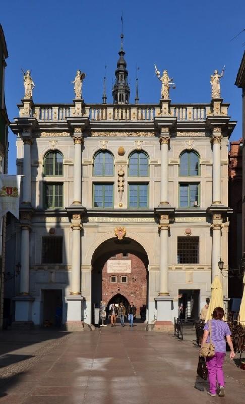 Golden Gate, Gdańsk