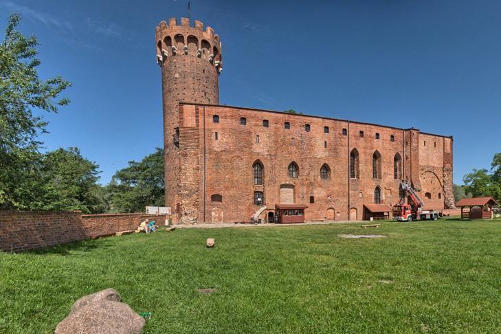 Swiecie Castle