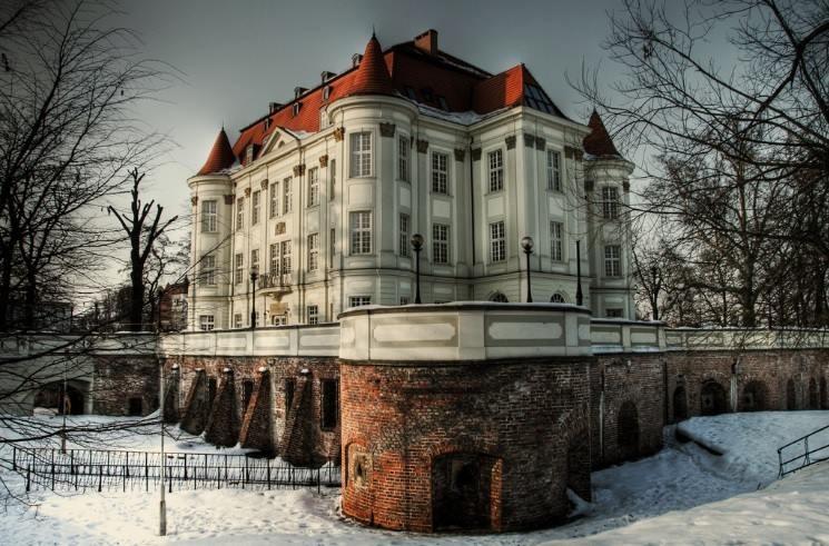 Leśnica Palace