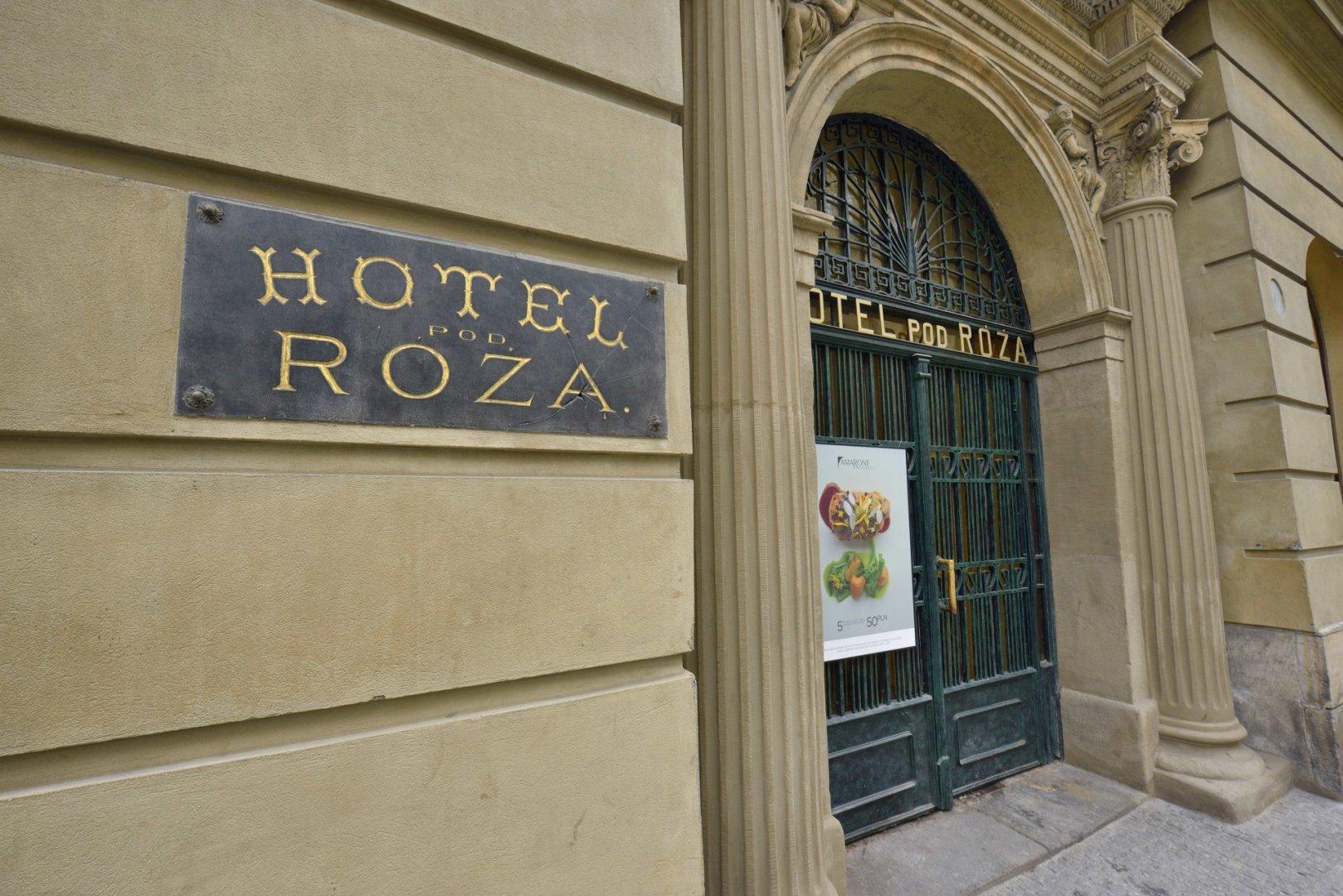 Pod Różą Hotel