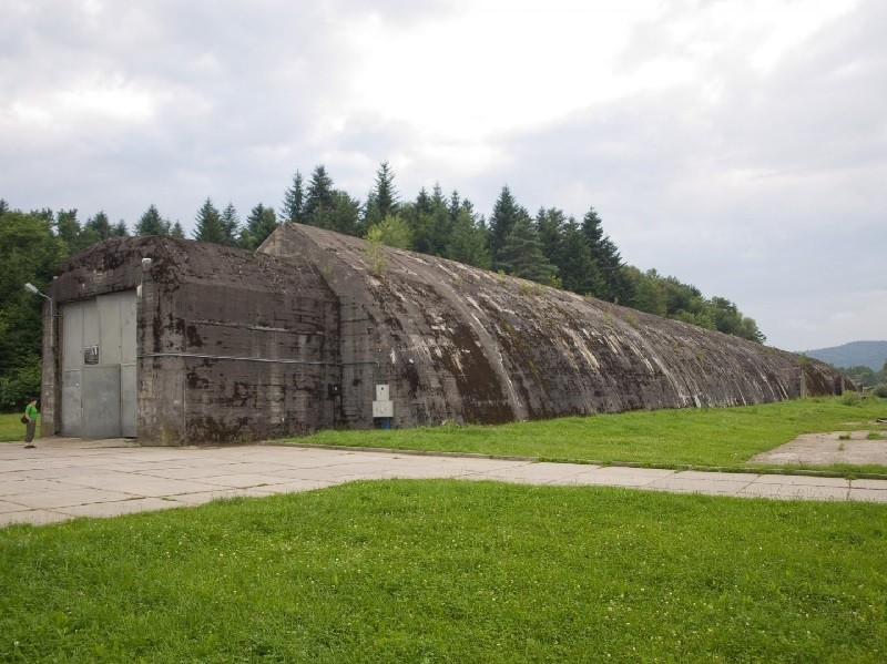 Stępina Train Bunker