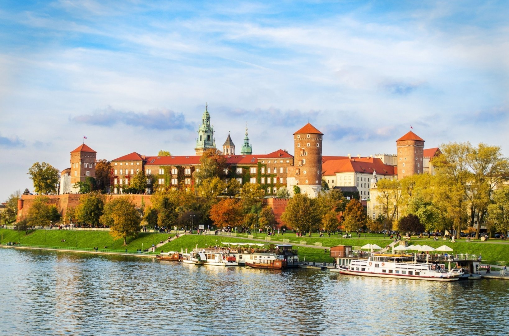 What should you see in Krakow in winter?