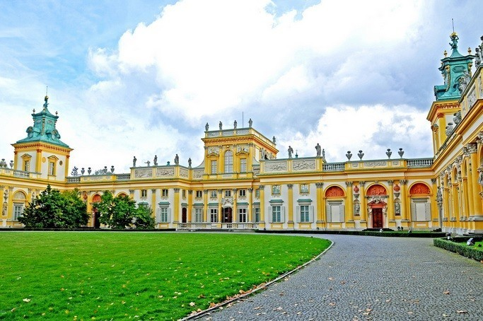 Best locations for school trips in Poland