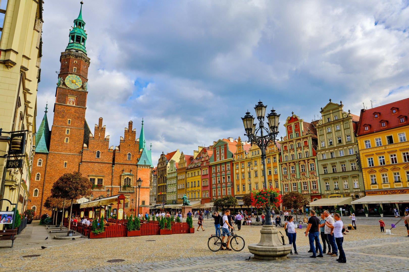 School Trip to Wrocław