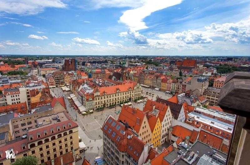 Wrocław sightseeing 4 h
