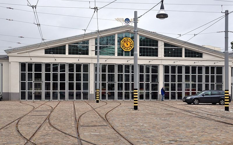 The Museum of Technology and Transport in Szczecin