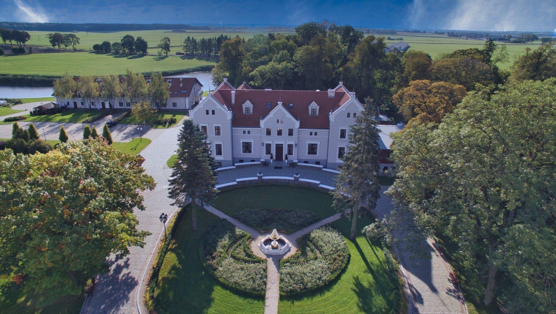 Pałac Mortęgi Hotel & Spa - Lubawa