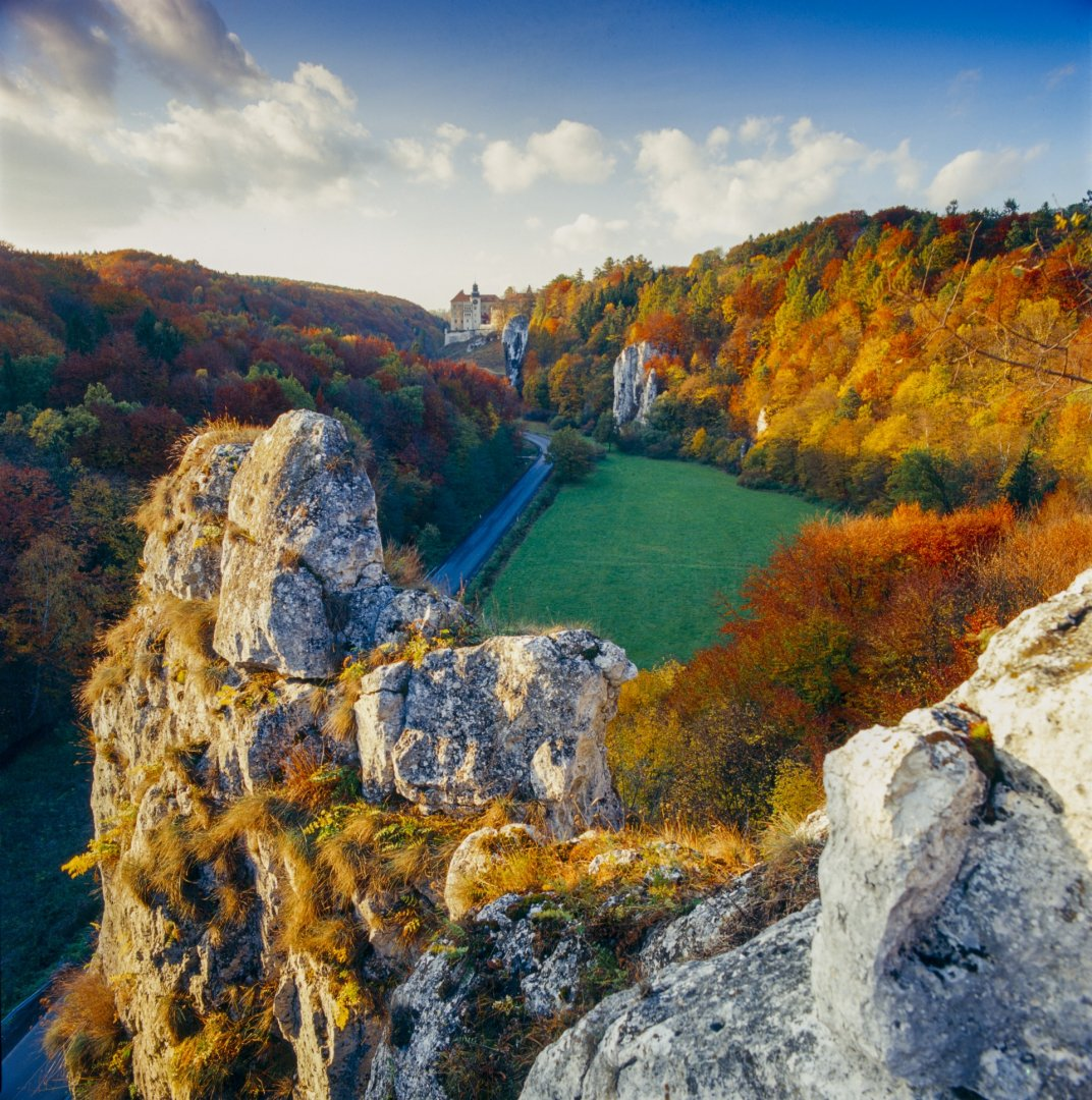 15 most picturesque car routes in Poland
