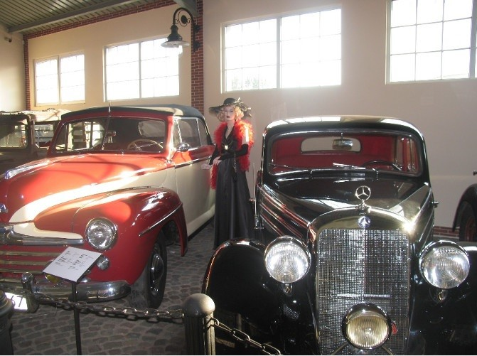Gdynia Automotive Museum