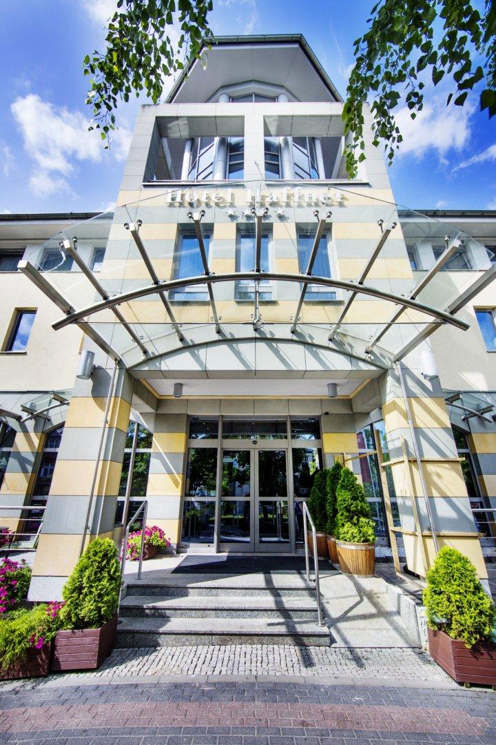 Haffner Hotel - Sopot