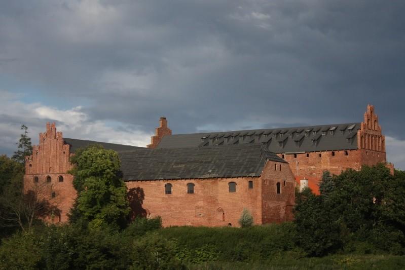Barciany Castle