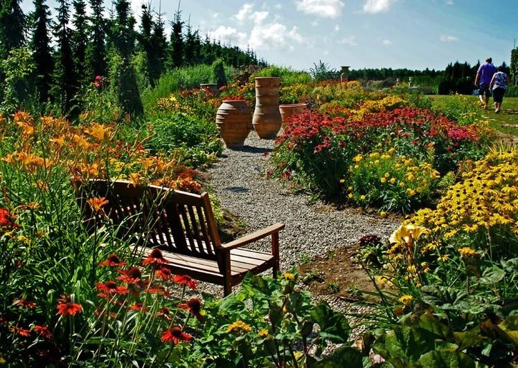 Botanical Gardens in Poland