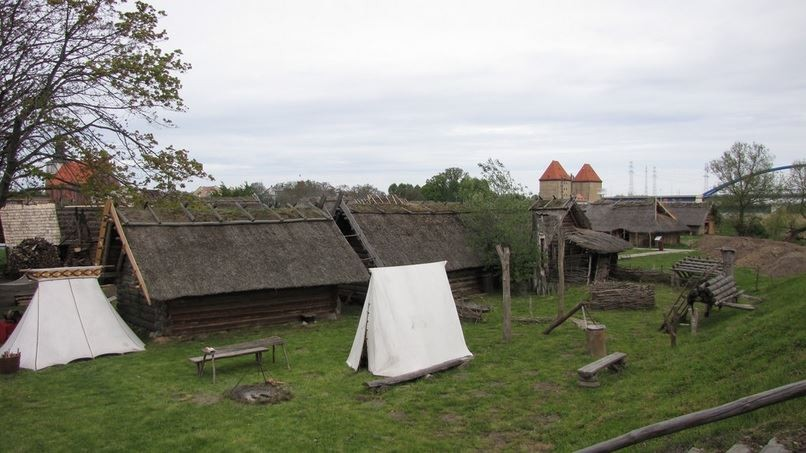 Wolin Islan Open Air Museum