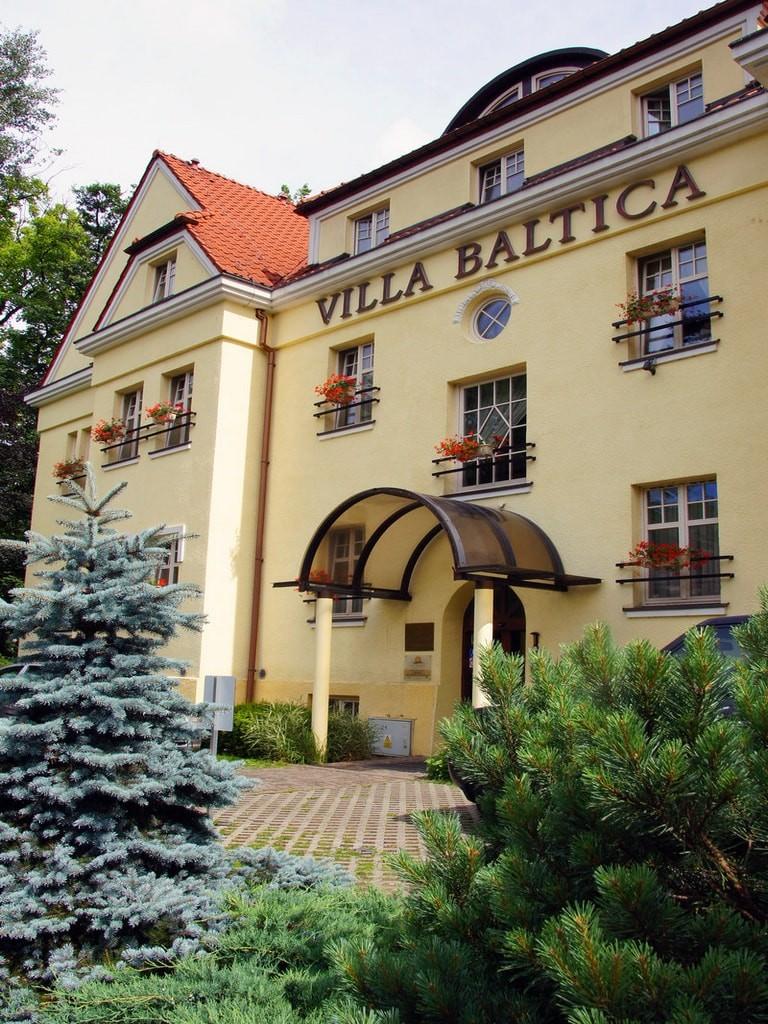 Villa Baltica Hotel - Sopot