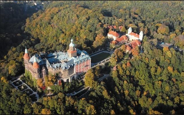 Gems of Wałbrzych