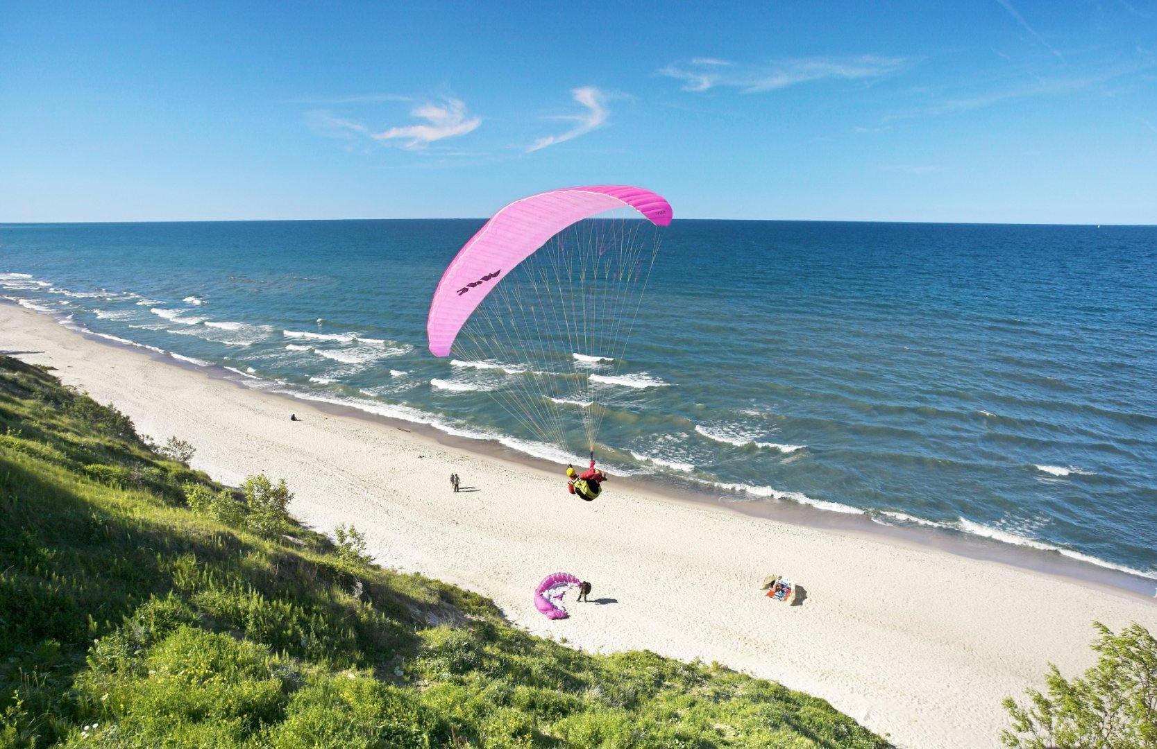 The best beaches in Poland