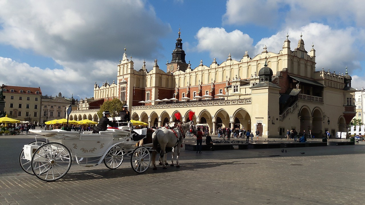 Krakow's attractions
