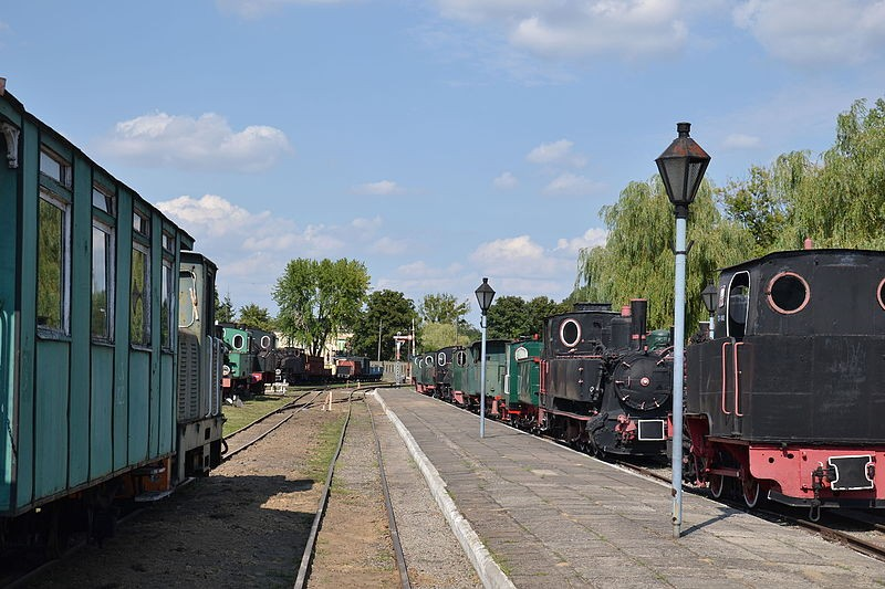 Railway Museums in Poland