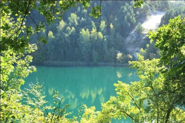 Turquoise Lake Wolin