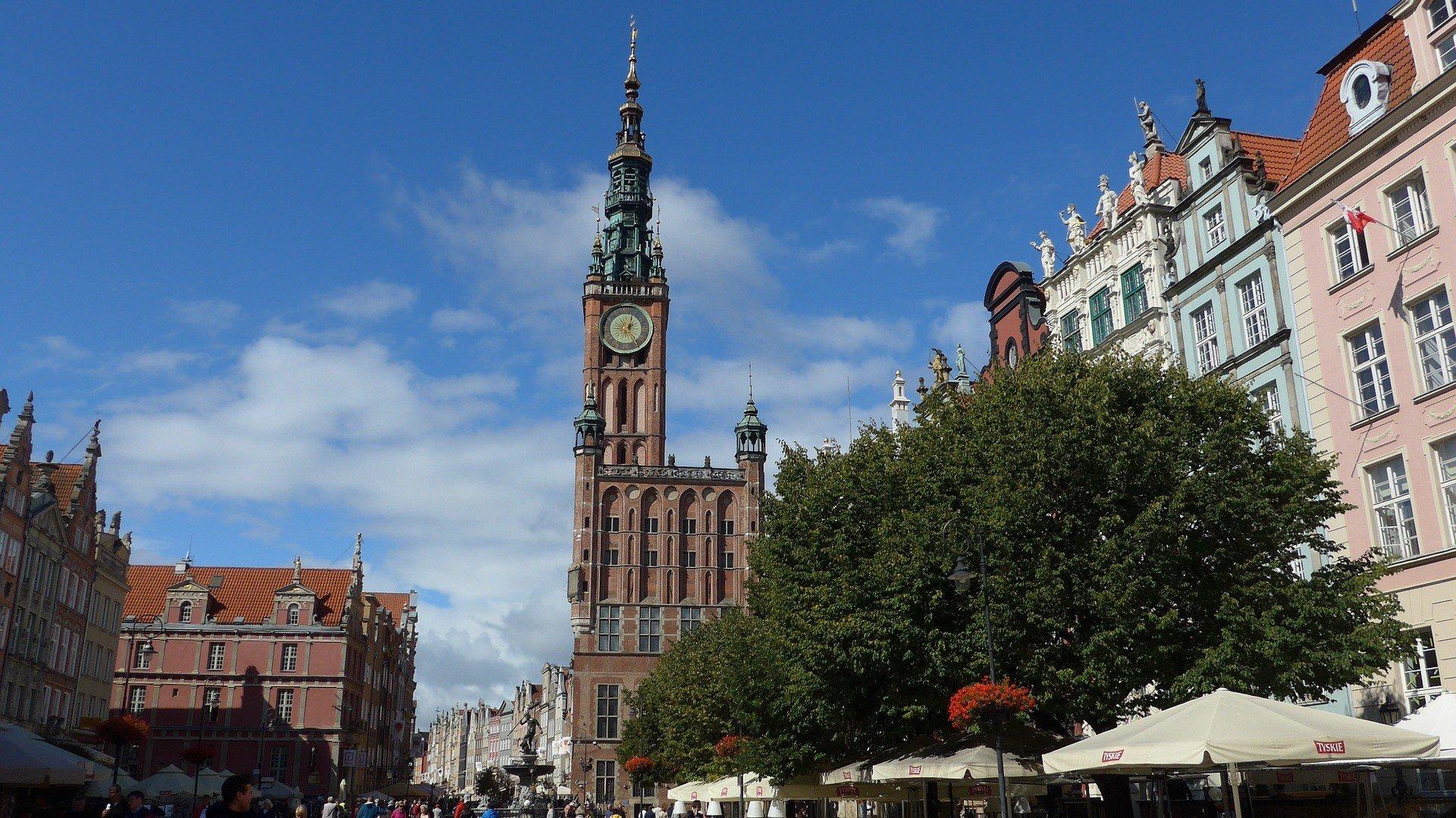 Historic Gems of Gdańsk