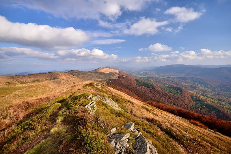 Top attractions of Bieszczady Mountains