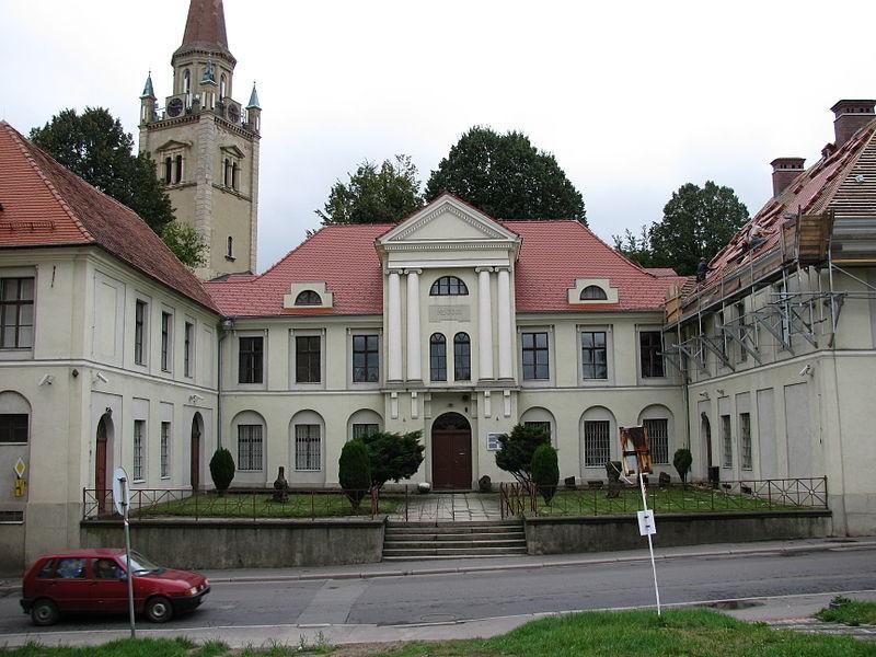 Museum of Porcelain in Wałbrzych