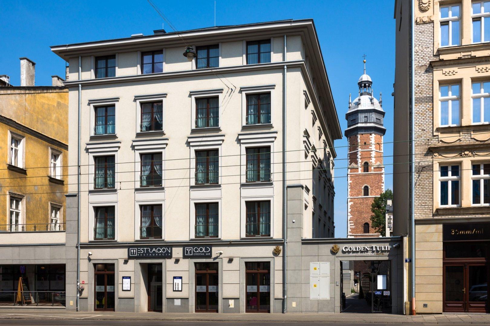 Golden Tulip Kraków Kazimierz Hotel