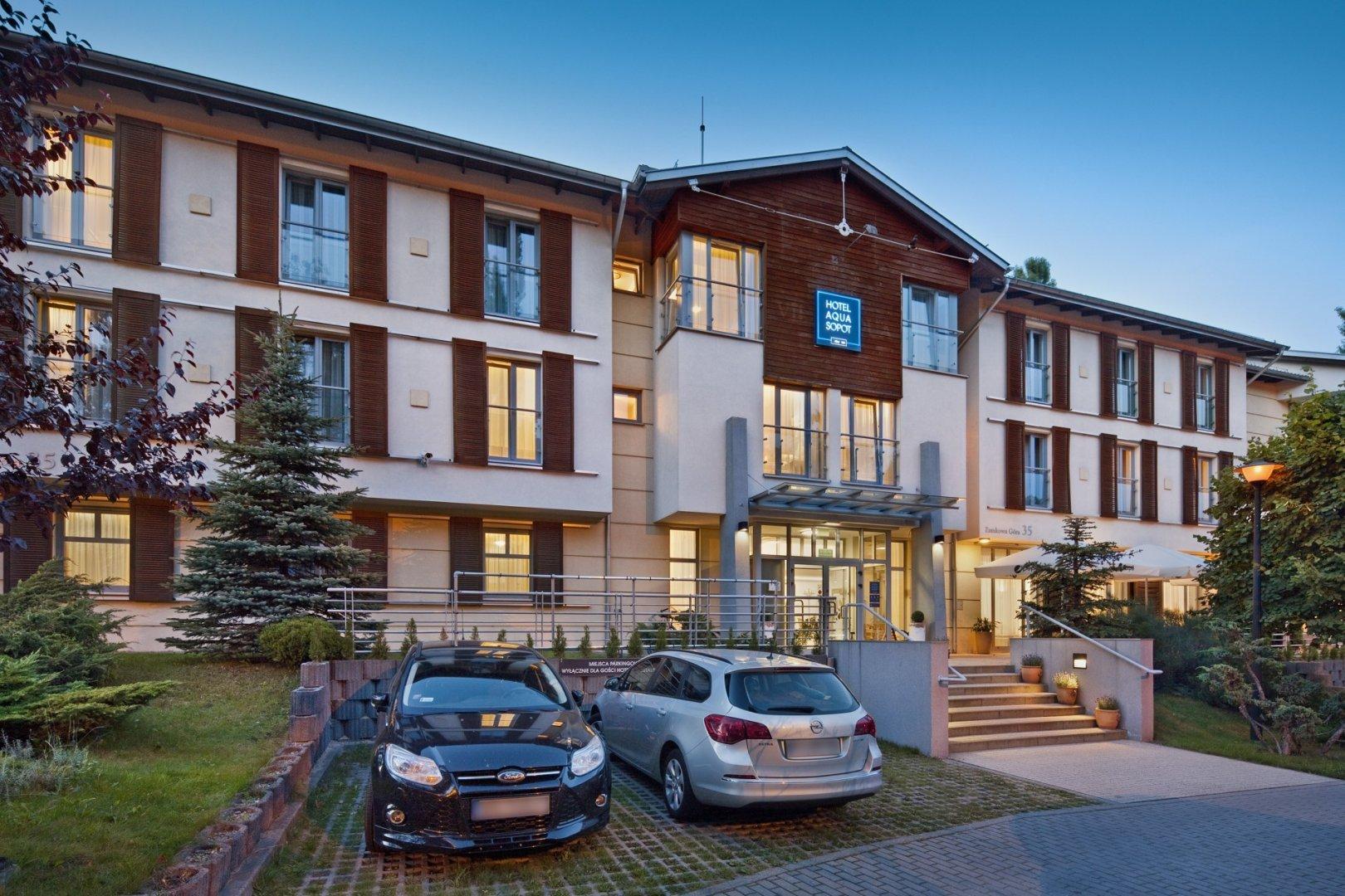 Aqua Hotel - Sopot