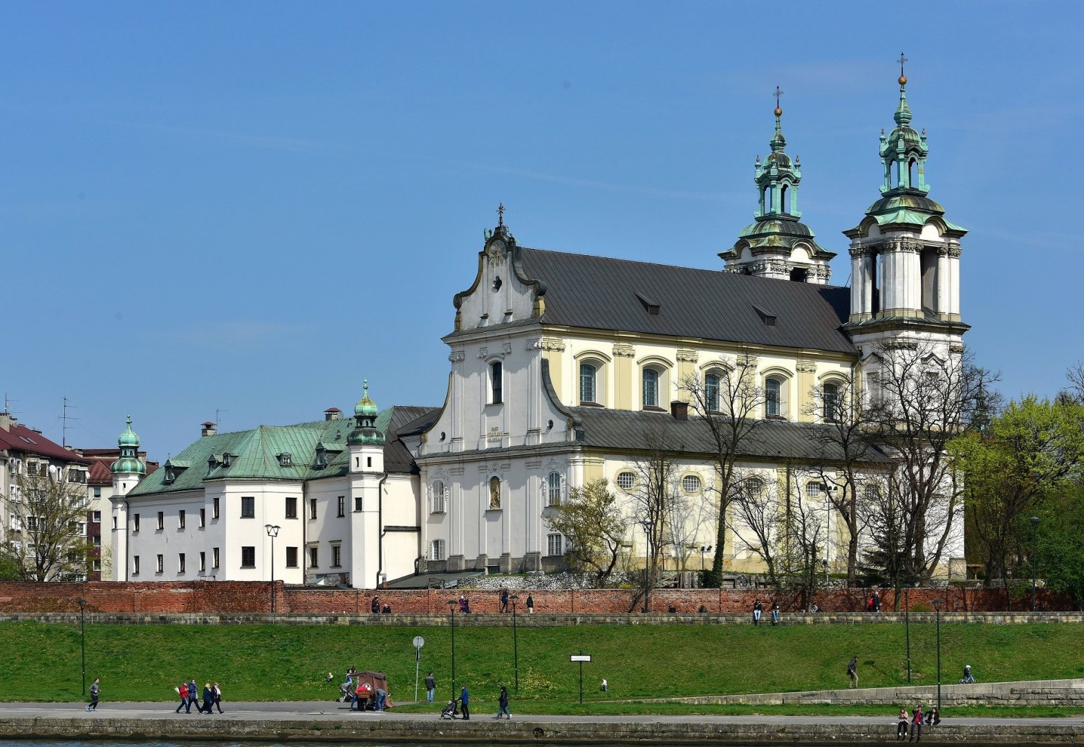 Religious attractions of Cracow and its vicinity
