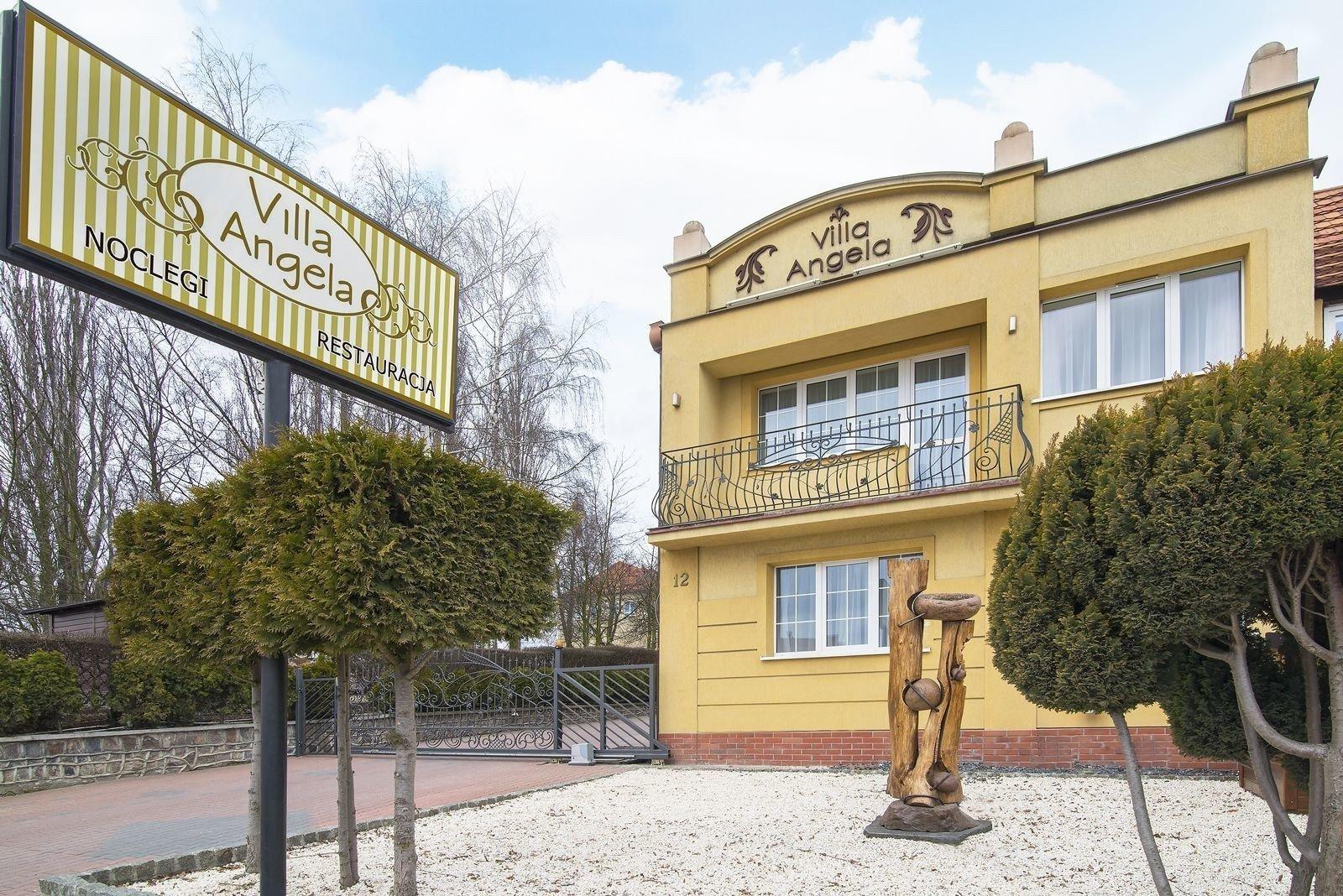 Villa Angela Hotel