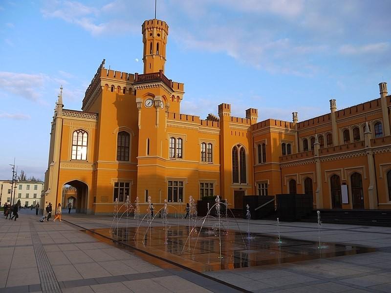 Top Polish Railway Stations