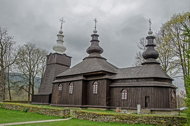 Wooden architecture in Poland at UNESCO World Heritage List
