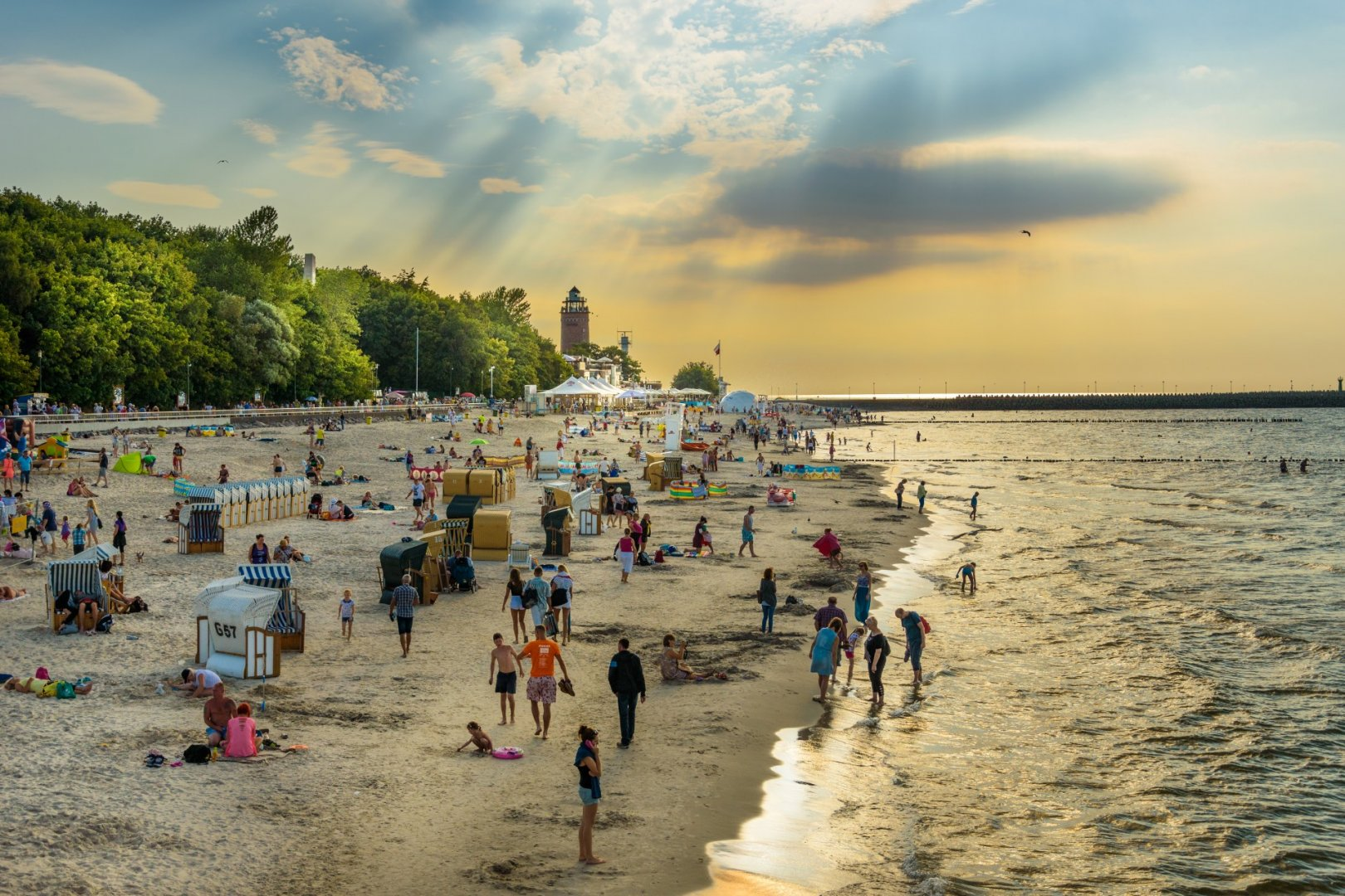 The best seaside resorts at Polish Baltic coast