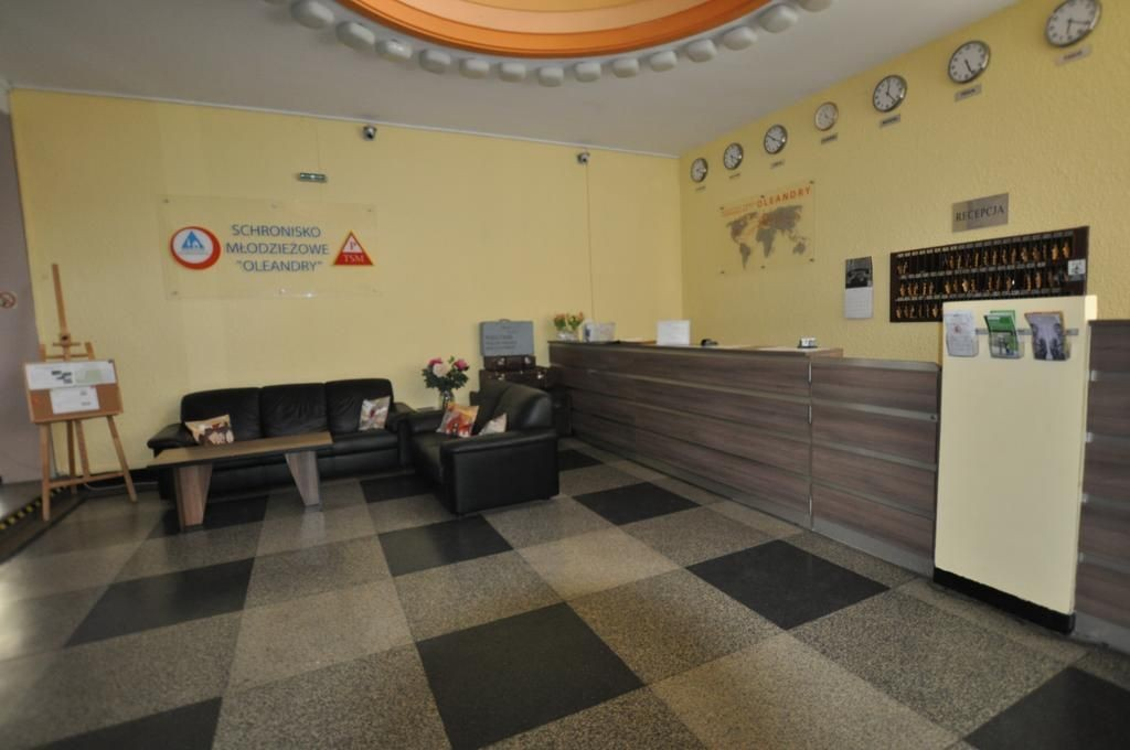 SM Oleandry Hostel
